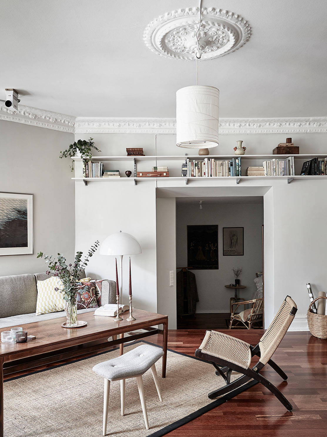 mini apartamento de estilo nordico VII