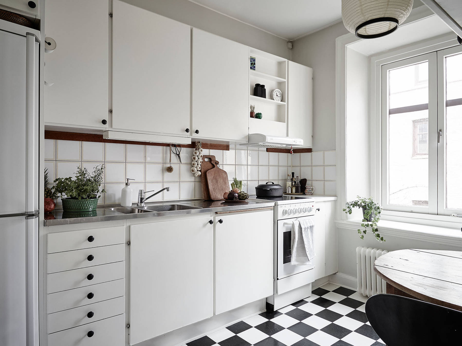 mini apartamento de estilo nordico XI
