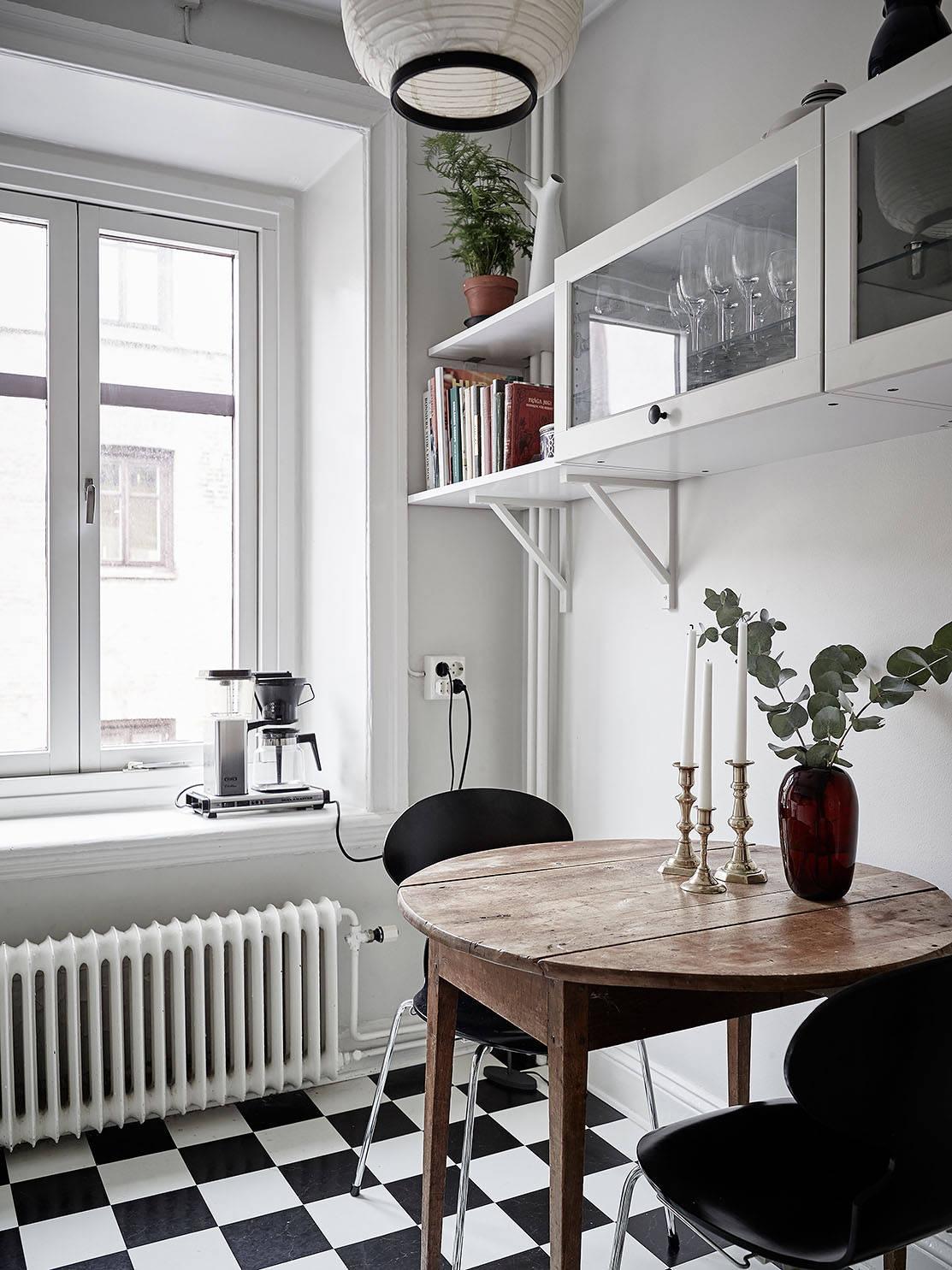 mini apartamento de estilo nordico XII