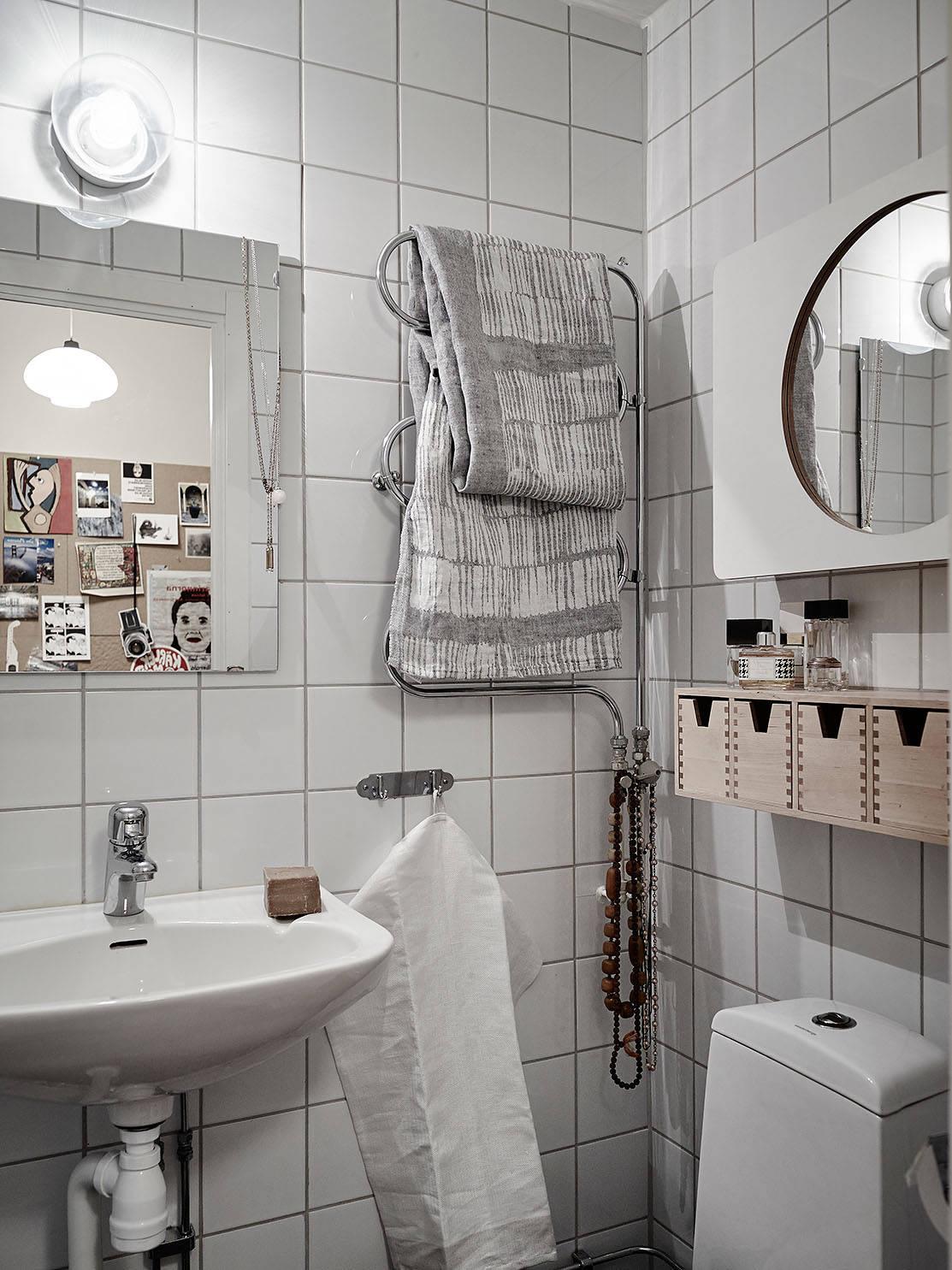 mini apartamento de estilo nordico XIII