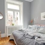 paredes de estilo nordico colores dormitorio