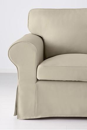 más vendidos de Ikea en 2015 - sofa beige de ikea