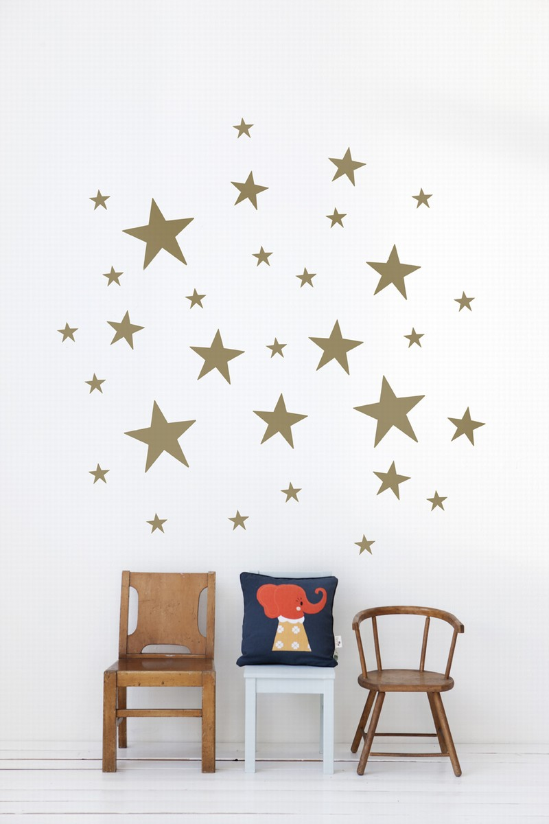 decorar con estrellas VI