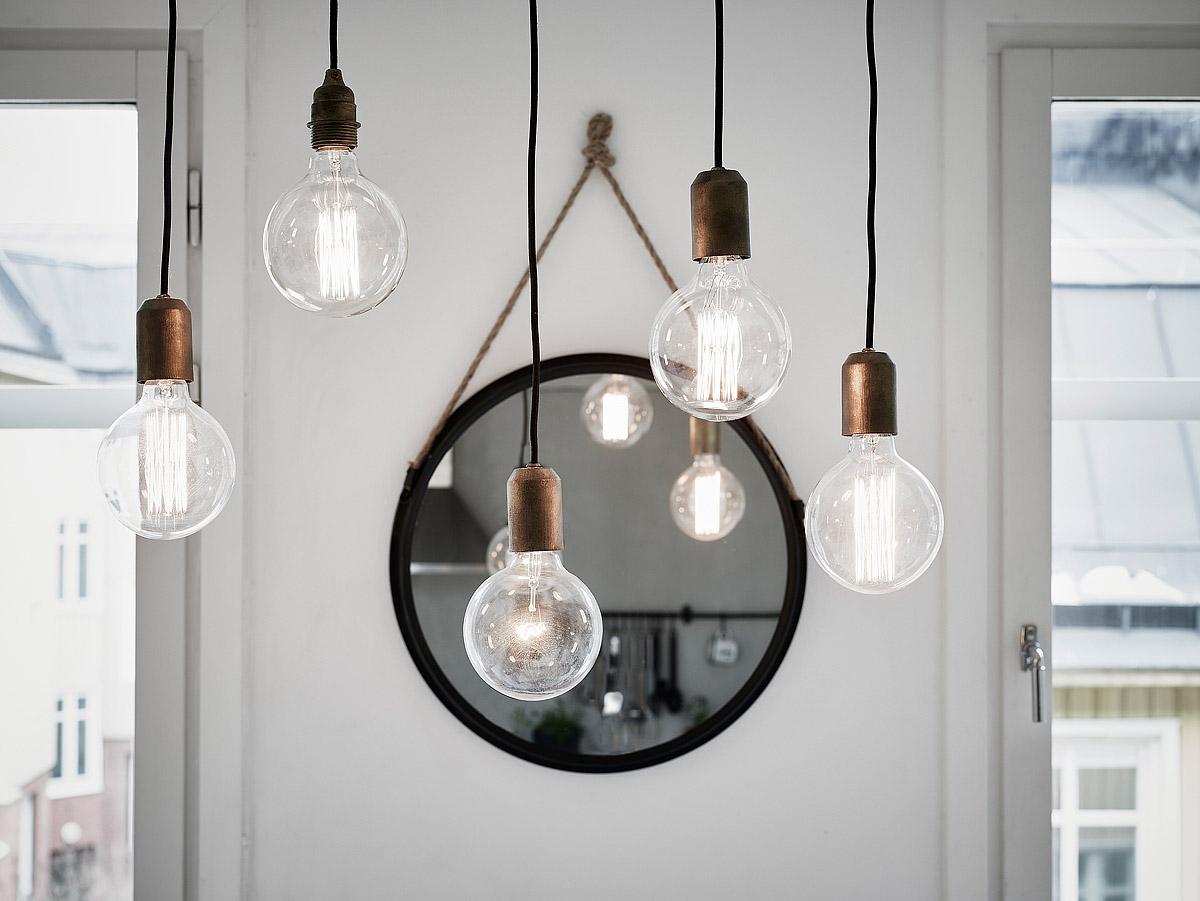 lamparas bombilla I