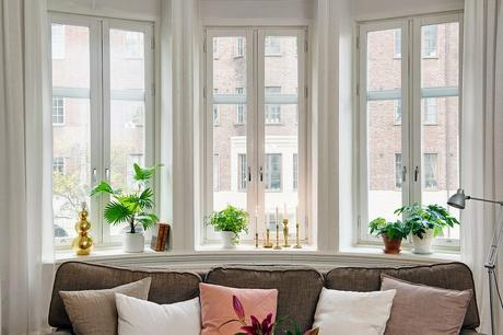 repisas de las ventanas IV