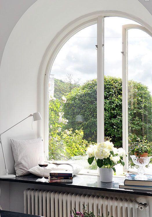 repisas de las ventanas V