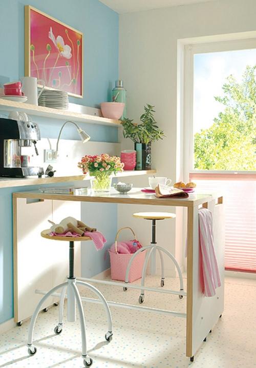 zona para comer en la cocina VII