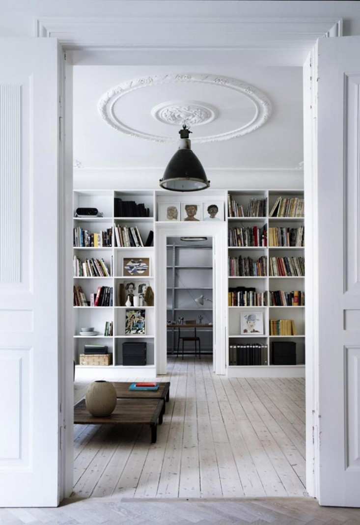 Un luminoso apartamento