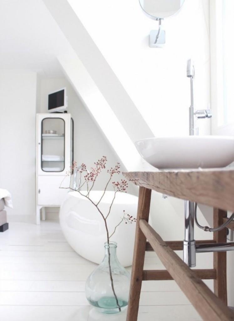 Diferentes lavados de baño