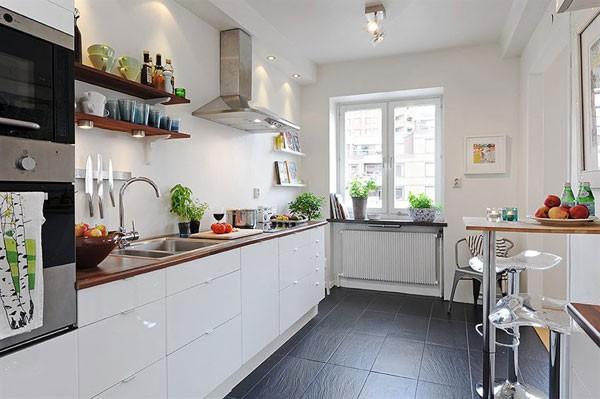 Dcorar cocinas de estilo nórdico