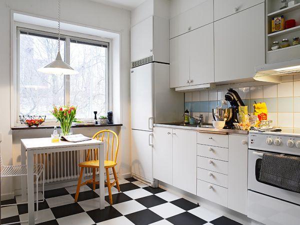 Decorar cocinas de estilo nórdico