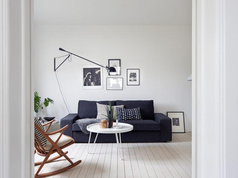 Decoracion de un apartamento contemporáneo