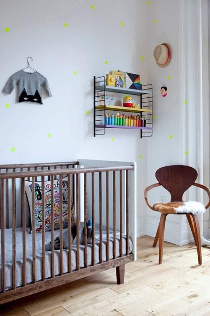 La mejor decoración nórdica para niños