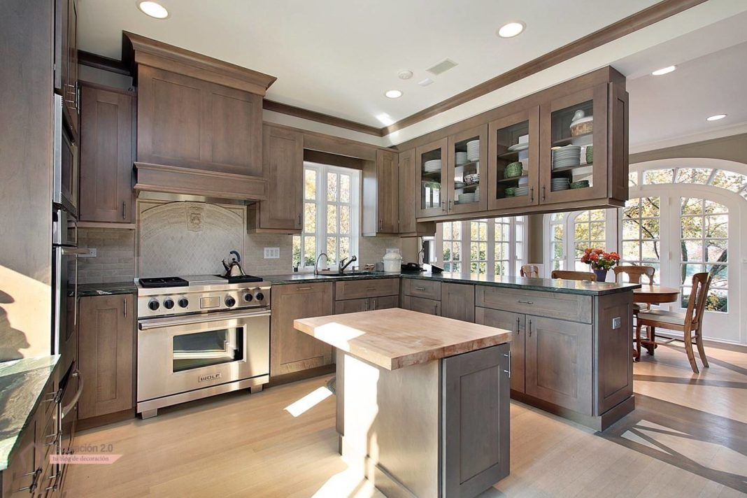 decorar cocinas para tu hogar 11