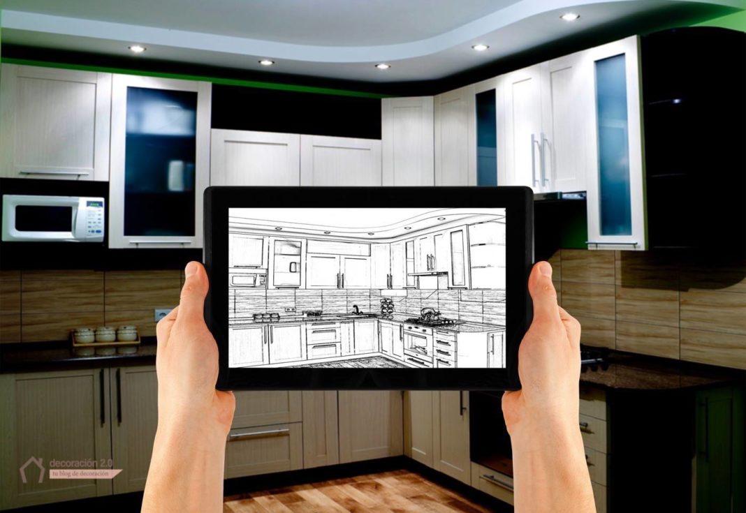 decorar cocinas para tu hogar 12