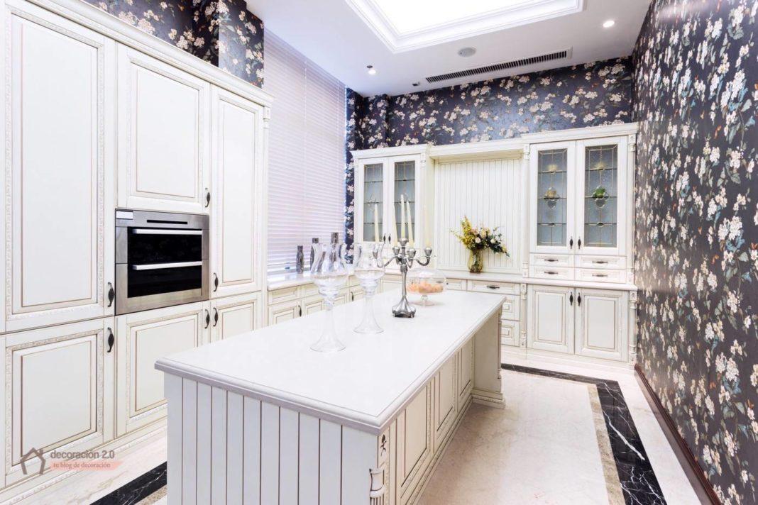 decorar cocinas para tu hogar 15