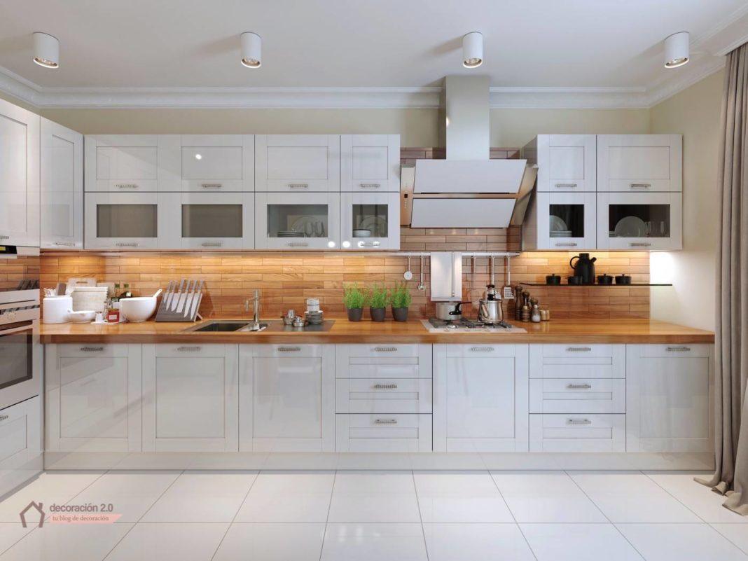 decorar cocinas para tu hogar 17