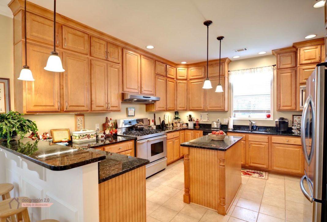 decorar cocinas para tu hogar 18