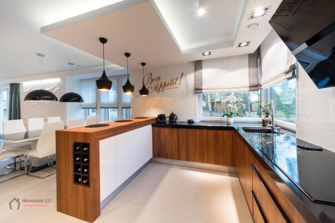 decorar cocinas para tu hogar 19