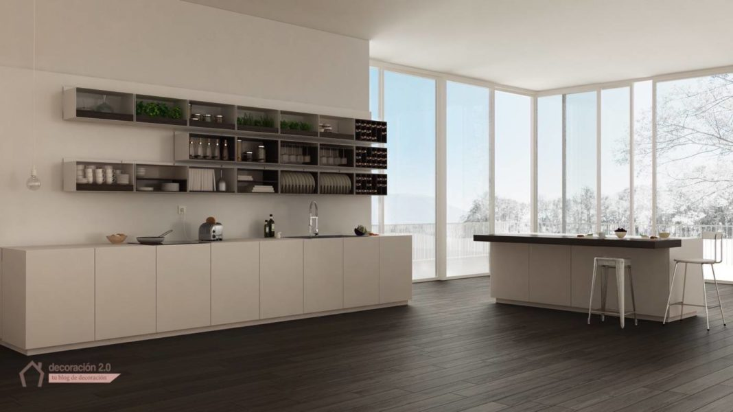 decorar cocinas para tu hogar 22