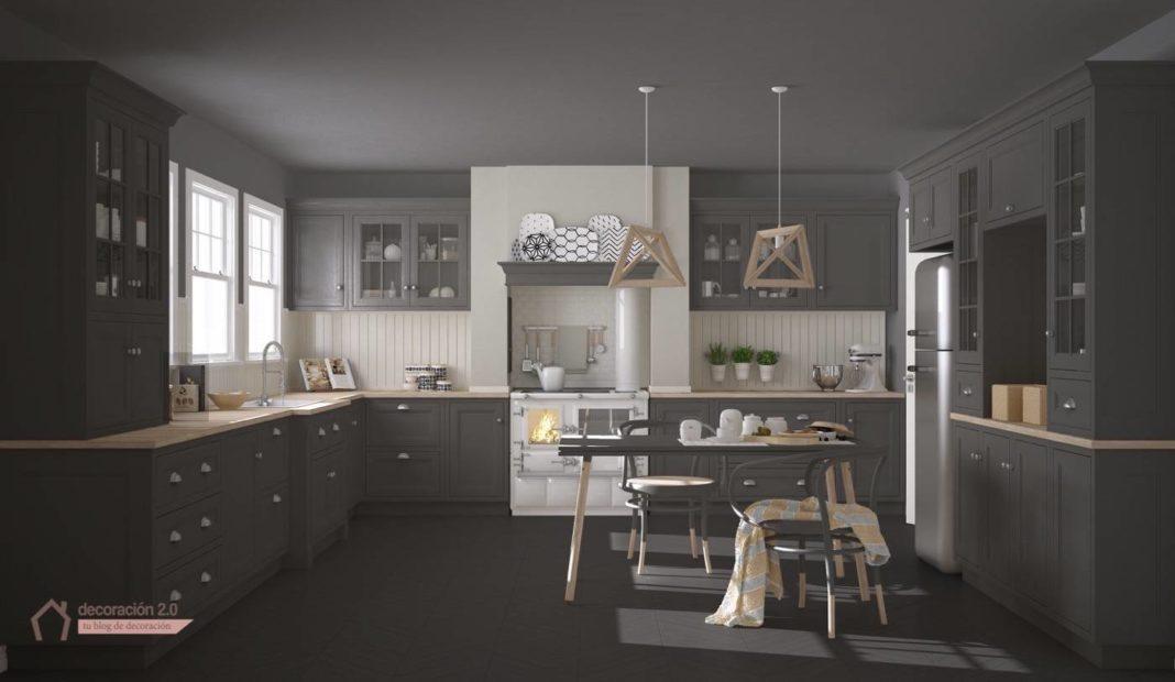 decorar cocinas para tu hogar 29