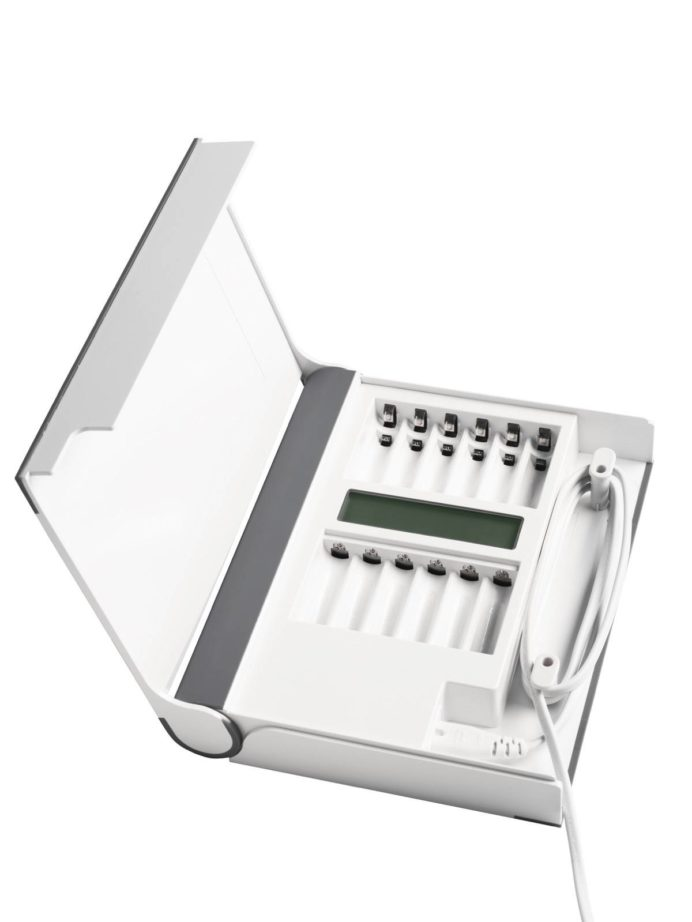 ikea abril 2016 PE578435 cargador pilas caja plastico blanco