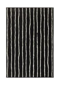 ikea abril 2016 PE583333 alfombra.polipropileno negro blanco