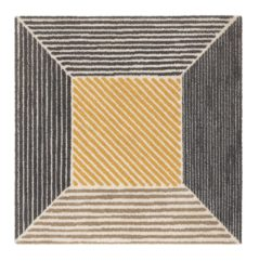 ikea abril 2016 PE584000 birket alfombra polipropileno amarillo gris
