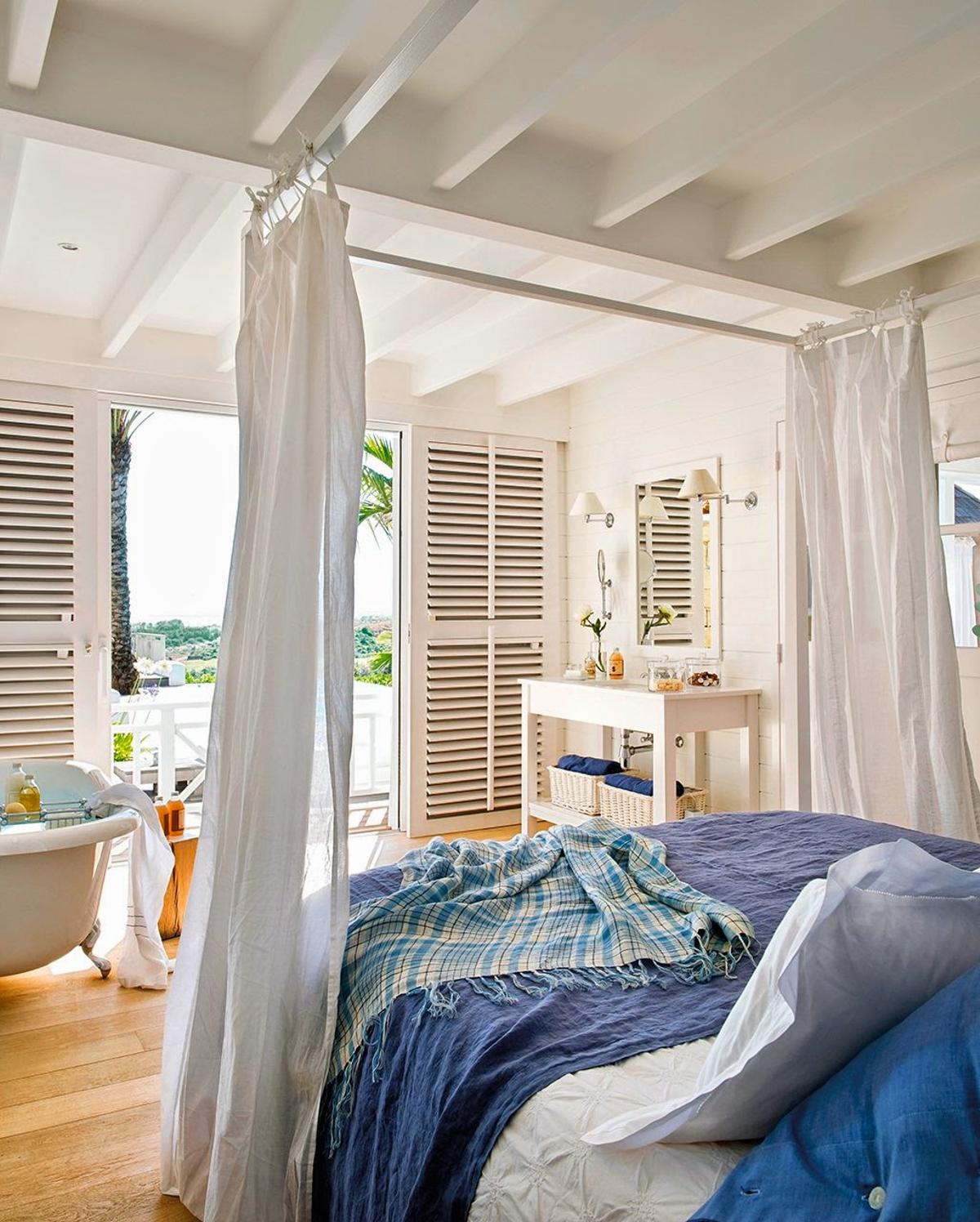 dormitorio para el verano- Rajska willa