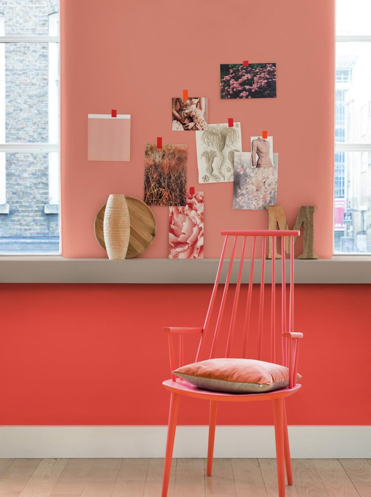 decoración para este verano 2016 - Decoración en tonos Peach Eco
