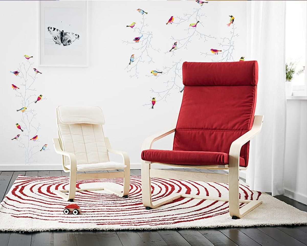 vinilos decorativos de Ikea - mod. SLÄTTHULT