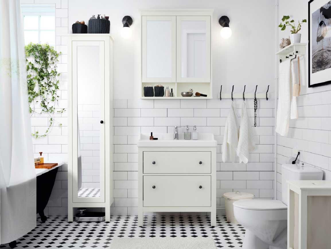 muebles de Ikea de segunda mano de baño
