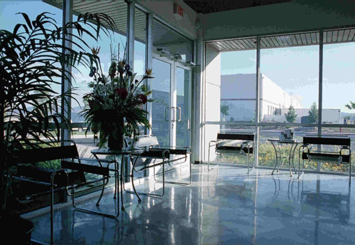 cortinas modernas - láminas de protección solar