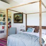 dormitorio para el verano - alfombras alegres