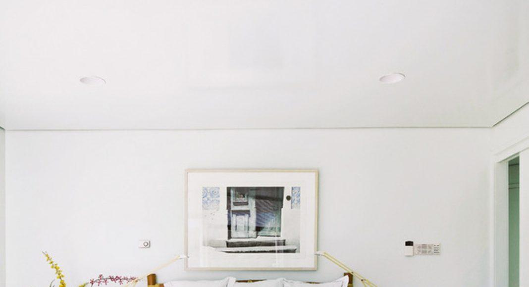 dormitorio para el verano- plantas en el dornitorio
