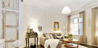decoración de pisos antiguos - sala de estar