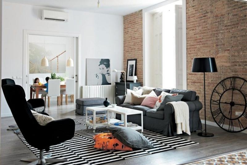 casas decoradas con Ikea - casa en Valencia