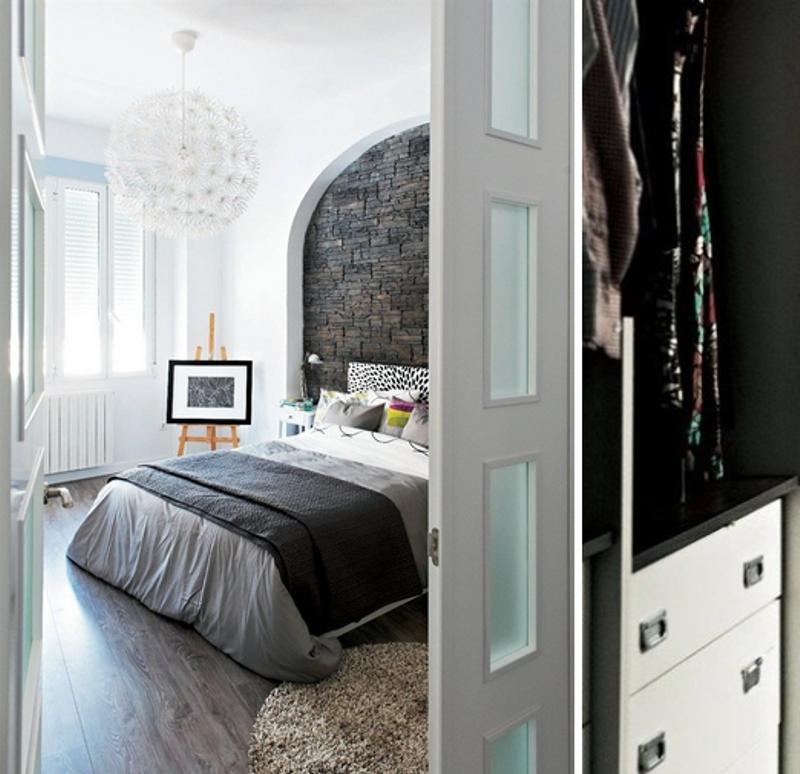casas decoradas con Ikea - dormitorio