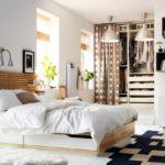 Camas abatibles de ikea - dormitorio blanco