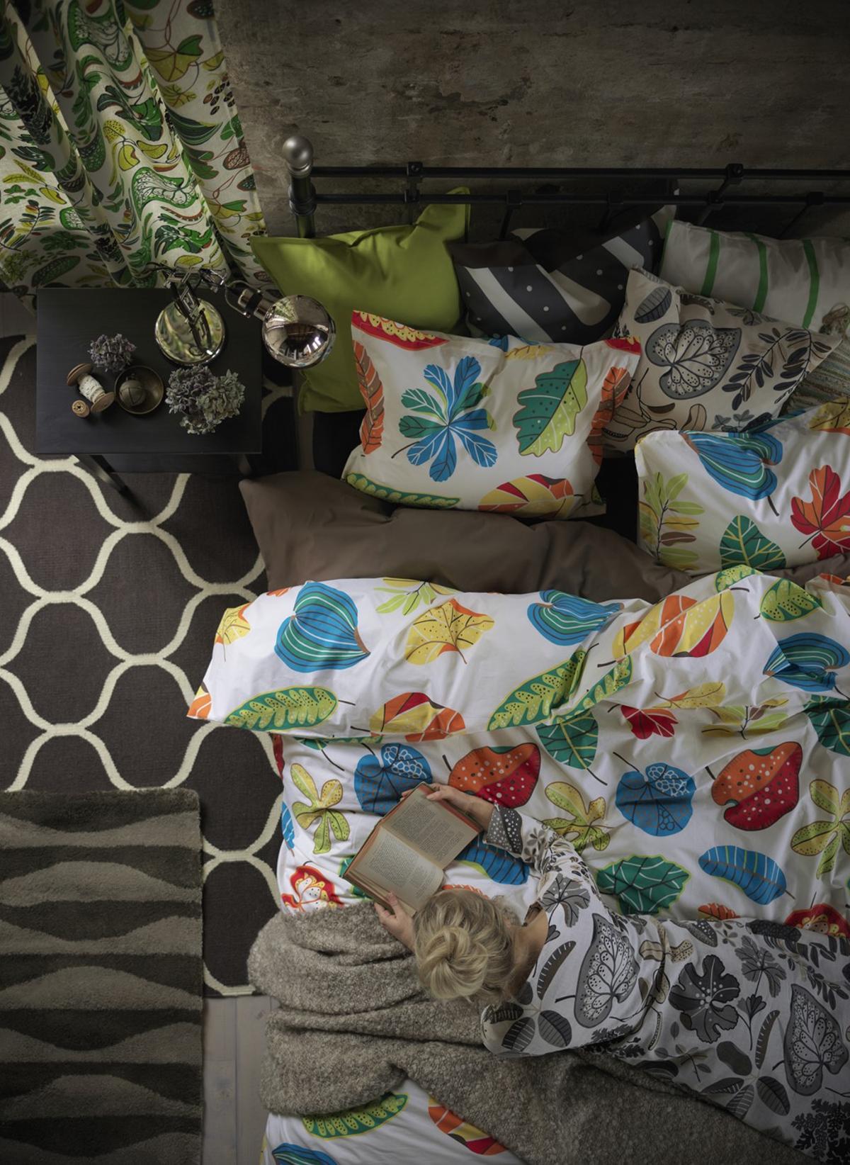 Camas abatibles de ikea - textiles