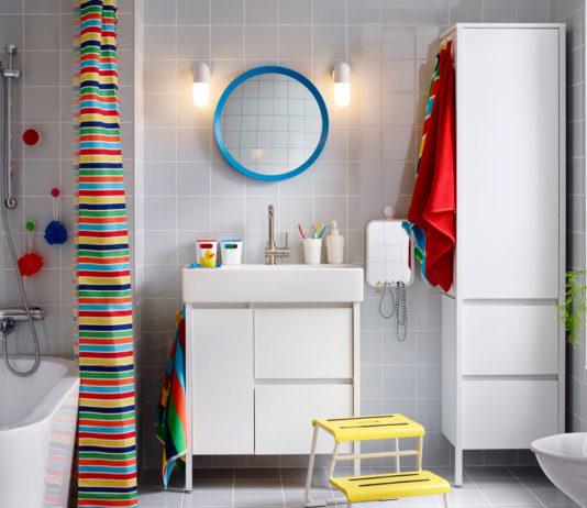 cortinas de baño ikea - multicolor