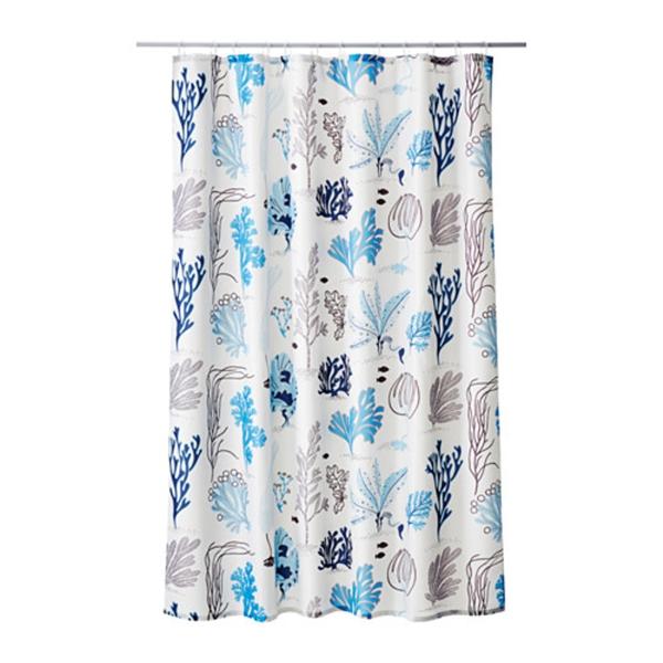 cortinas de baño ikea - Modelo Mieån