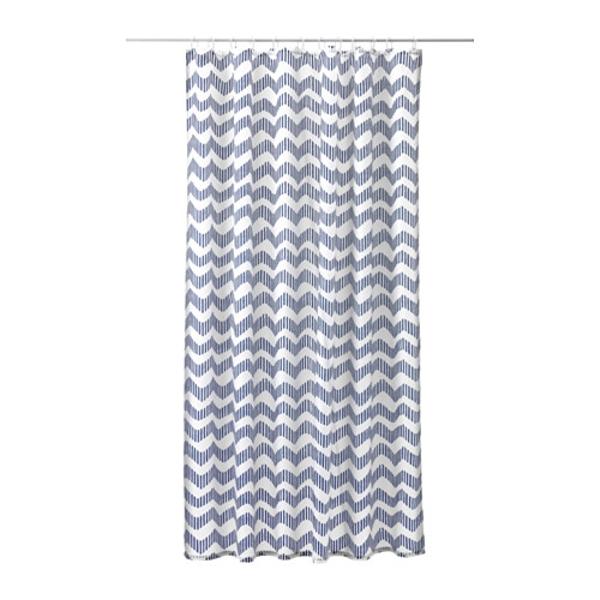 cortinas de baño ikea - Modelo Sommar 2016