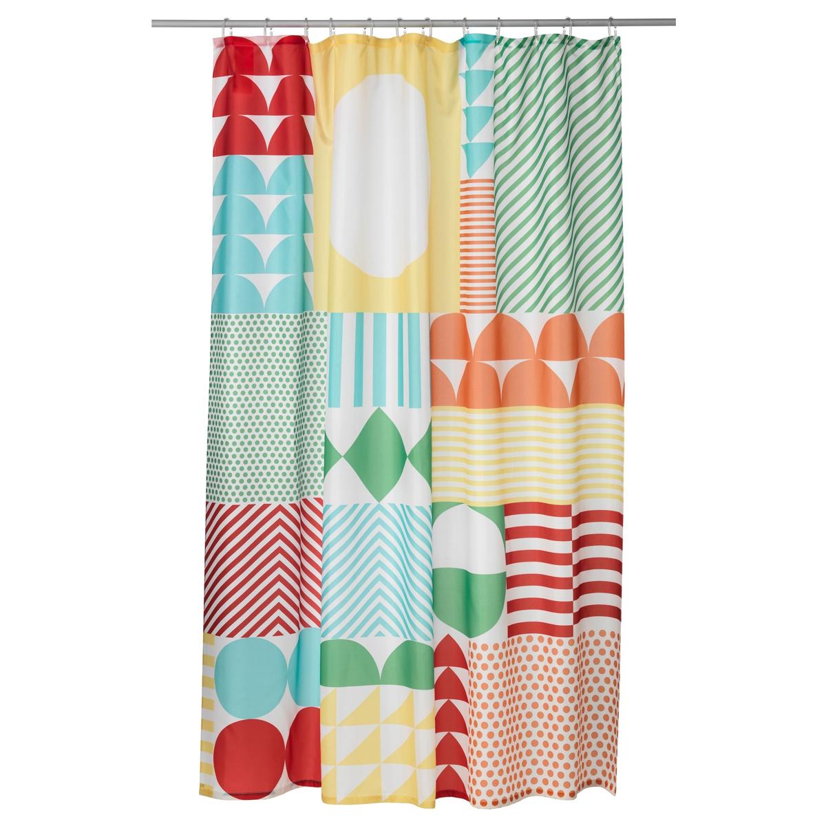 cortinas de baño ikea - Modelo Mimmern