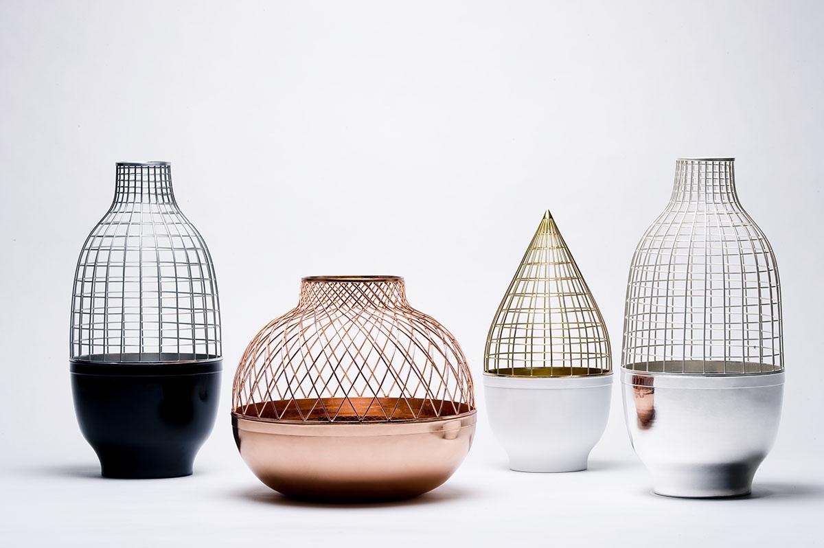 jarrones modernos de Jaime Hayon