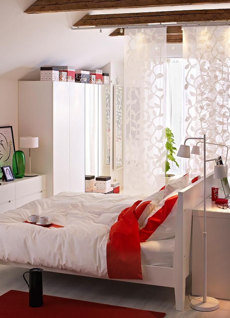 lámparas para el dormitorio - en blanco
