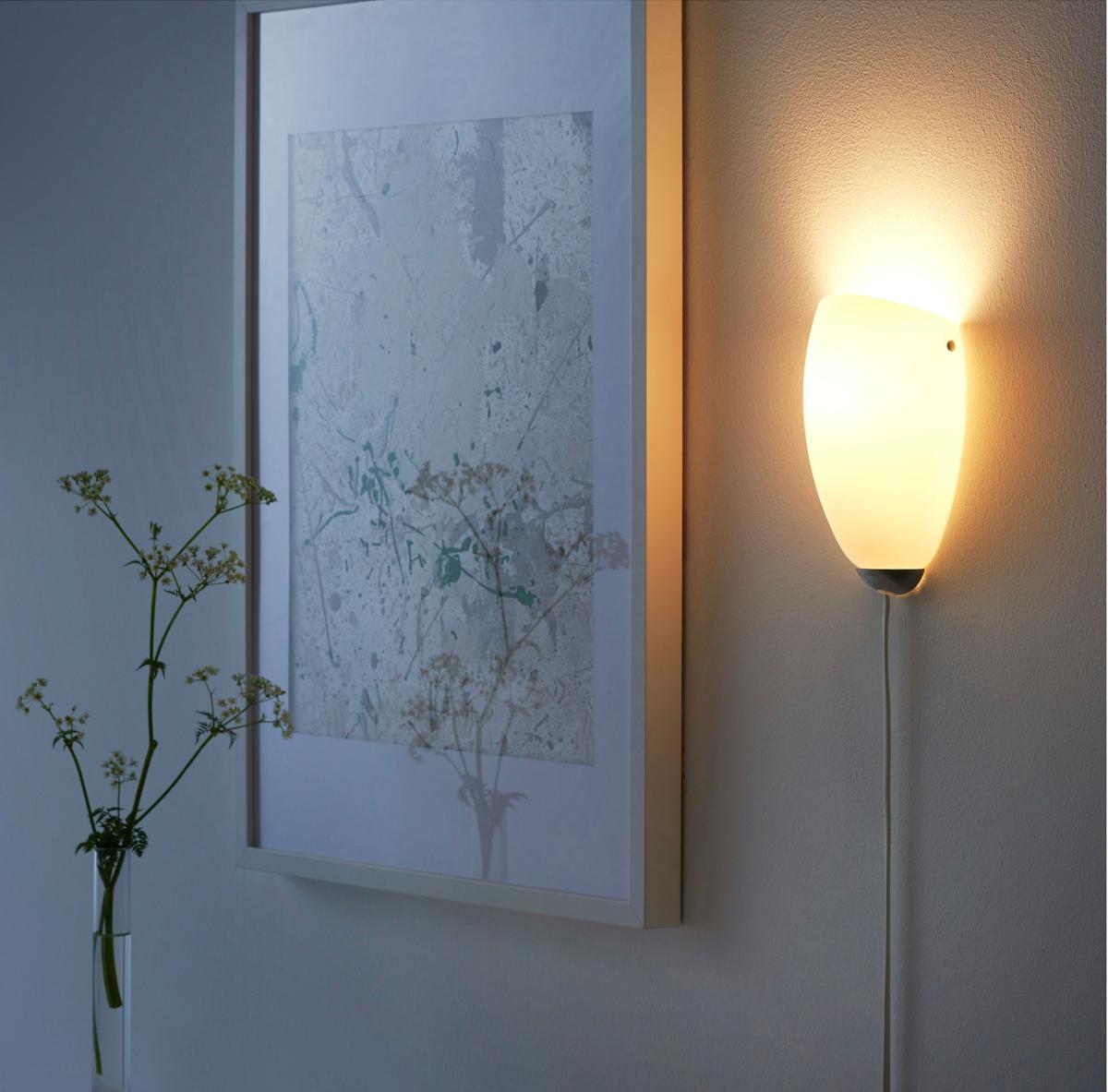 lámparas para el dormitorio - mod. SANTIR