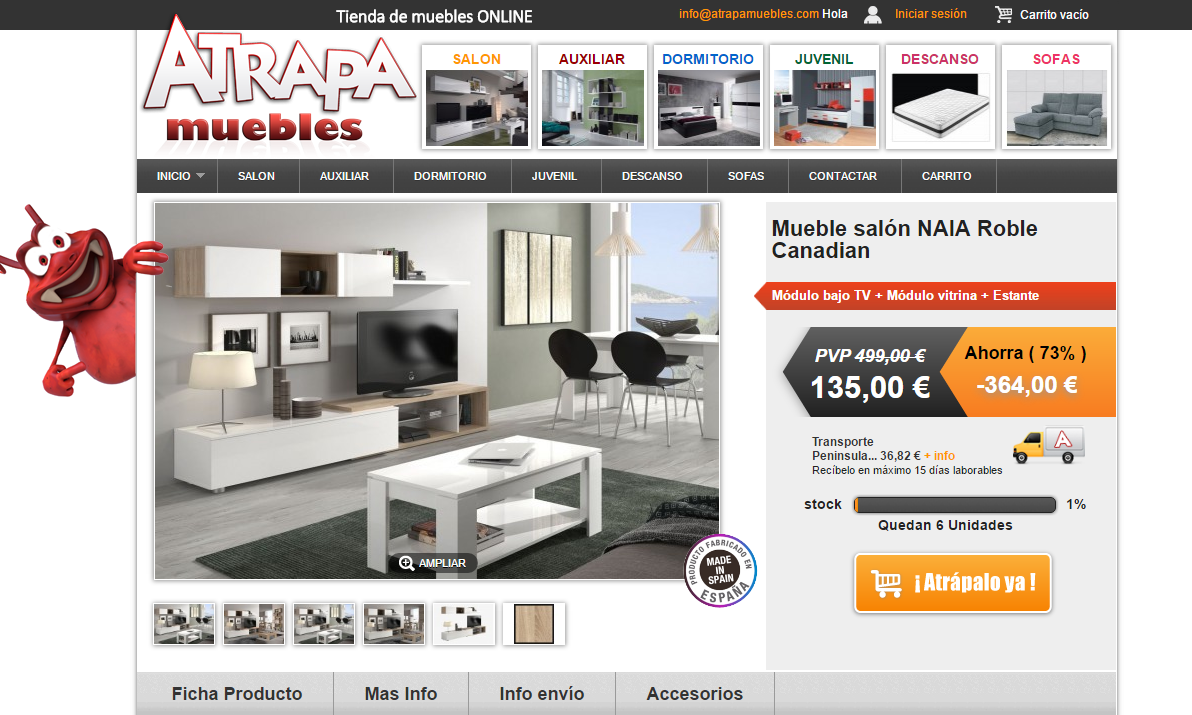 c mo encontrar muebles baratos por internet