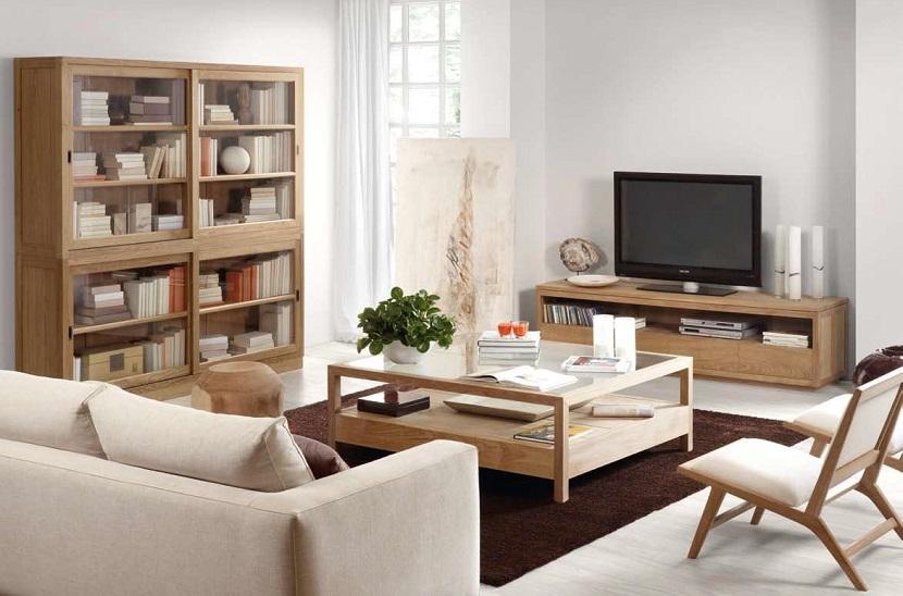 muebles baratos por Internet - salón