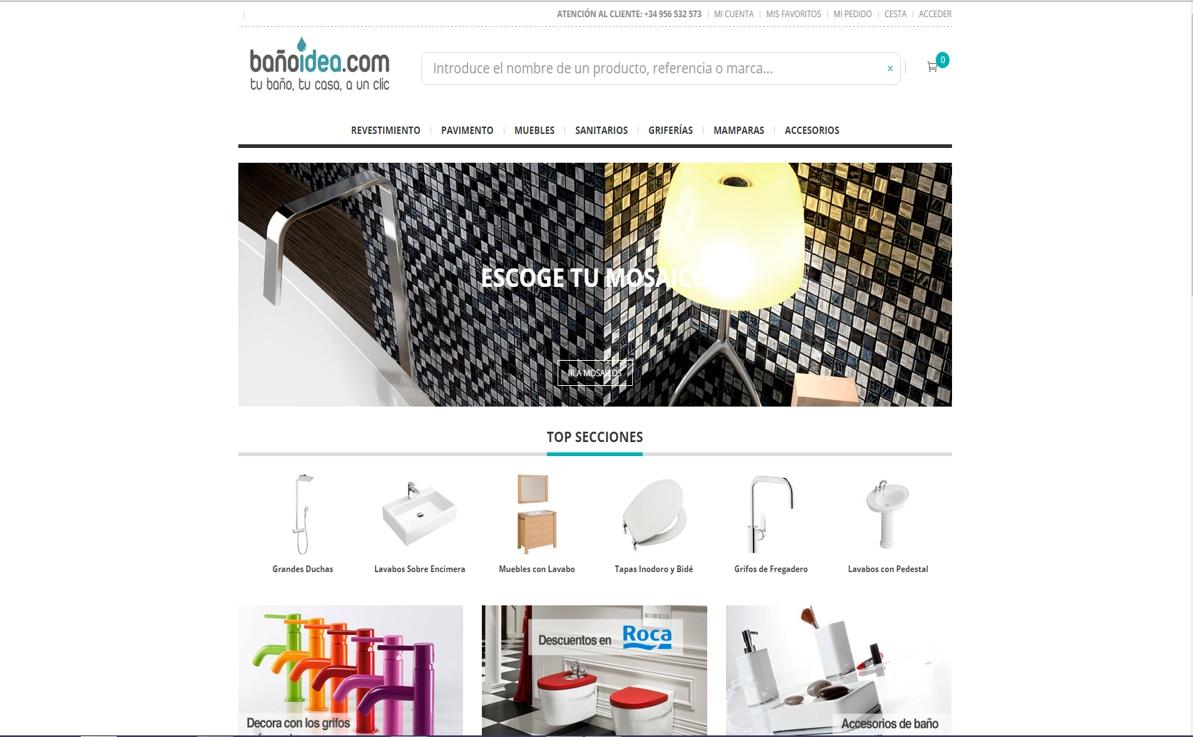muebles de baño online - baño idea